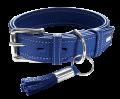 Halsband Cannes in Blau