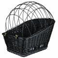 Trixie - Hundezubehör - Fahrradkorb mit Gitter für Gepäckträger