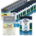 Ziwi Peak - Nassfutter - Wechsel-Paket Lamb 12 x 370g und 12 x 390g