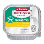 Animonda - Nassfutter - Integra Protect Adipositas mit Huhn (getreidefrei)