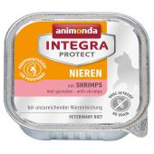 Animonda - Nassfutter - Integra Protect Nieren mit Shrimps (getreidefrei)