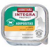 Animonda - Nassfutter - Integra Protect Adult Adipositas mit Ente (getreidefrei)