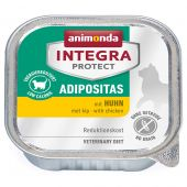 Animonda - Nassfutter - Integra Protect Adult Adipositas mit Huhn (getreidefrei)
