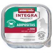 Animonda - Nassfutter - Integra Protect Adult Adipositas mit Rind (getreidefrei)