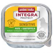 Animonda - Nassfutter - Integra Protect Adult Sensitive Pute + Kartoffeln (getreidefrei)