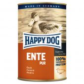 Happy Dog - Nassfutter - Single Protein Ente Pur (getreidefrei)