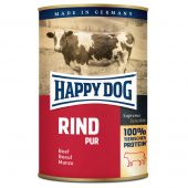 Happy Dog - Nassfutter - Single Protein Rind Pur (getreidefrei)