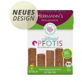 Herrmann's - Kausnack - Pfotis Bio-Hühnerstreifen (getreidefrei)