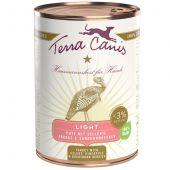 Terra Canis - Nassfutter - Light Pute mit Sellerie, Ananas und Sanddornbeeren (getreidefrei)