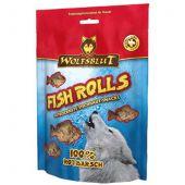 Wolfsblut - Kausnack - Fish Rolls Rotbarsch (getreidefrei)