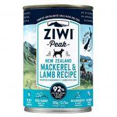 Ziwi Peak - Nassfutter - Canned Dog Food Mackerel and Lamb (getreidefrei)