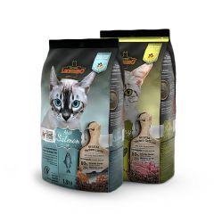 Leonardo - Trockenfutter - Vorteilspaket Adult Grainfree Duo 2 x 1,8kg