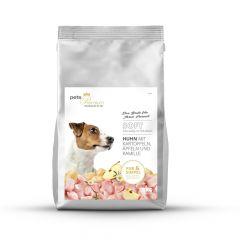 pets Premium - Trockenfutter - Soft Vorteilspaket Huhn mit Kartoffeln, Äpfeln und Kamille 10 x 1,5kg
