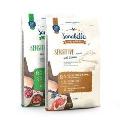 Sanabelle - Trockenfutter - Vorteilspaket Sensitive Duo 2 x 10 kg