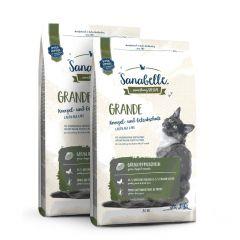 Sanabelle - Trockenfutter - Vorteilspaket Grande 2 x 2kg