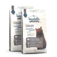 Sanabelle - Trockenfutter - Vorteilspaket Urinary 2 x 2kg
