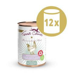 Terra Canis - Nassfutter - Vorteilspaket First Aid 12 x 400g