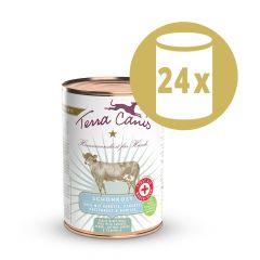Terra Canis - Nassfutter - Vorteilspaket First Aid 24 x 400g