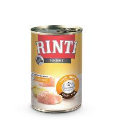 Rinti - Nassfutter - Vorteilspaket Sensible 12 x 400g