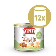 Rinti - Nassfutter - Vorteilspaket Filetto 12 x 210g
