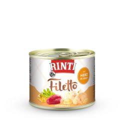 Rinti - Nassfutter - Vorteilspaket Filetto 24 x 210g