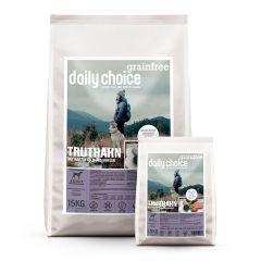 daily choice - Aktion: 1,5kg Trockenfutter Grainfree geschenkt