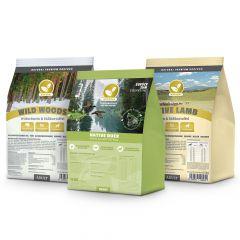 Natural - Trockenfutter - Probe: 1kg Natural Trockenfutter