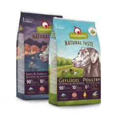 GranataPet - Trockenfutter - Vorteilspaket Natural Taste 2 x 12kg