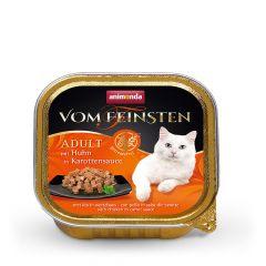 Animonda - Vorteilspaket Nassfutter Vom Feinsten  64 x 100g (getreidefrei)