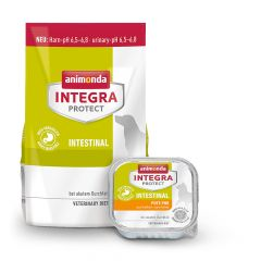 Animonda - Vorteilspaket Integra Protect Intestinal Trockenfutter 1,2kg + Nassfutter 16 x 100g