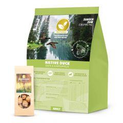 Natural - Hundefutter - Aktion: Natural Snack Knusperkugeln geschenkt