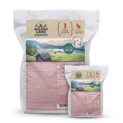 Wildes Land - Trockenfutter - Aktion: 400g Wildes Land Trockenfutter geschenkt