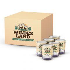 Wildes Land - Aktion: 6 x 800g geschenkt