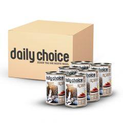 daily choice - Aktion: 6 x 800g geschenkt