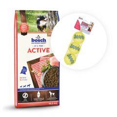 Bosch - Trockenfutter - Aktion: Hundespielzeug Kong Air Dog Tennisballs geschenkt