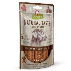 GranataPet - Snack - Natural Taste Perlhuhn (getreidefrei)