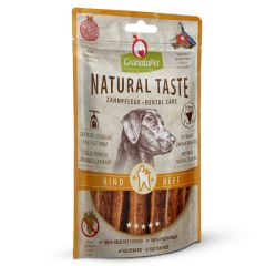 GranataPet - Snack - Natural Taste Dental Care Rind (getreidefrei)