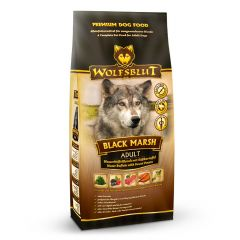 Wolfsblut - Trockenfutter - Black Marsh Adult (getreidefrei)