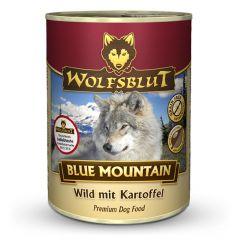 Wolfsblut - Nassfutter - Blue Mountain 6 x 395g (getreidefrei)