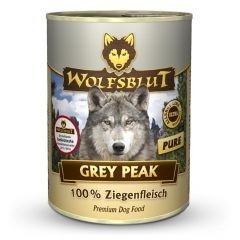 Wolfsblut - Nassfutter - Grey Peak Pure (getreidefrei)