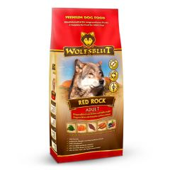 Wolfsblut - Trockenfutter - Red Rock Adult (getreidefrei)