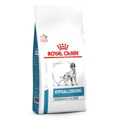 Royal Canin Veterinary Diet - Trockenfutter - Hypoallergenic Moderate Calorie Canine