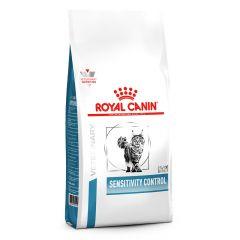 Royal Canin Veterinary Diet - Trockenfutter - Sensitivity Control Duck & Rice Feline