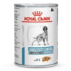 Royal Canin Veterinary Diet - Nassfutter -  Sensitivity Control Duck Canine