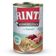 Rinti - Nassfutter - Kennerfleisch Pansen (getreidefrei)