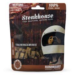 Fleischeslust - Hundesnack - Steakhouse Pferde Minis (getreidefrei)