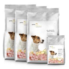 pets Premium - Hundefutter - Aktion: 1,5kg pets Premium Softfutter geschenkt