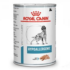 Royal Canin Veterinary Diet - Nassfutter - Hypoallergenic Canine