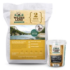Wildes Land - Trockenfutter - Aktion: Messbecher geschenkt
