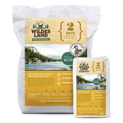 Wildes Land - Trockenfutter - Aktion: 1kg Wildes Land Trockenfutter geschenkt